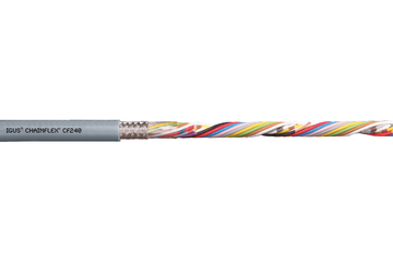 chainflex® CF240 data cable PVC
