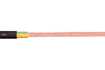chainflex® motor cable, CFPE