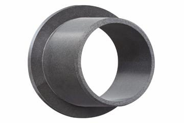 iglide® G1, sleeve bearing with flange, mm
