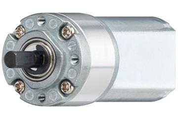 drylin® E direct-current motor with planetary gear