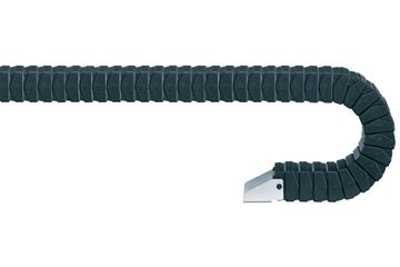"easy triflex® Series E332.25, energy chain, ""easy"" design for fast installation of cables and hoses"