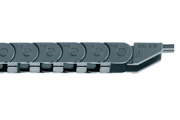 easy chain® Series Z045, energy chain, to be filled along the inner radius