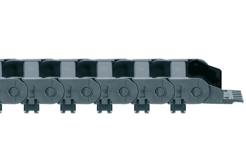 E2/000 Series 3400, energy chain, openable along the inner radius