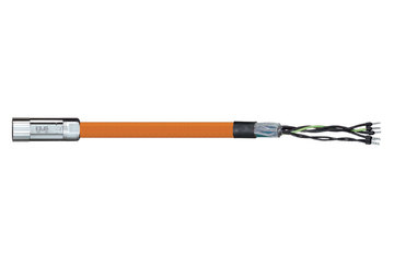 readycable® motor cable similar to Parker iMOK44, base cable PUR 7.5 x d