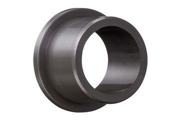 iglide® M250, sleeve bearing with flange, mm