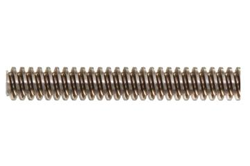 drylin® trapezoidal lead screw, right-hand thread, two start 1.4301 (304) stainless steel