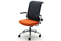 Office chair with iglide® plain bearings