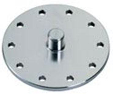 slewing ring drive plate